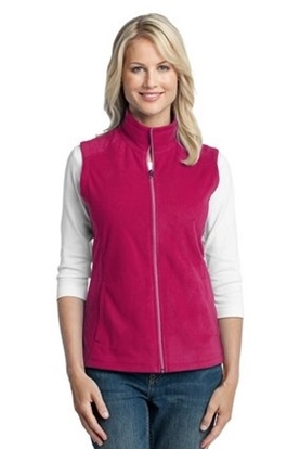 WCRL Ladies Micro Fleece Vest