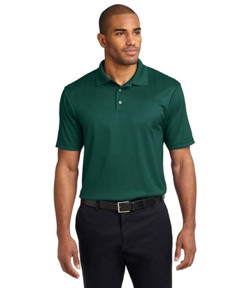 WCRL Unisex Performance Jacquard Polo